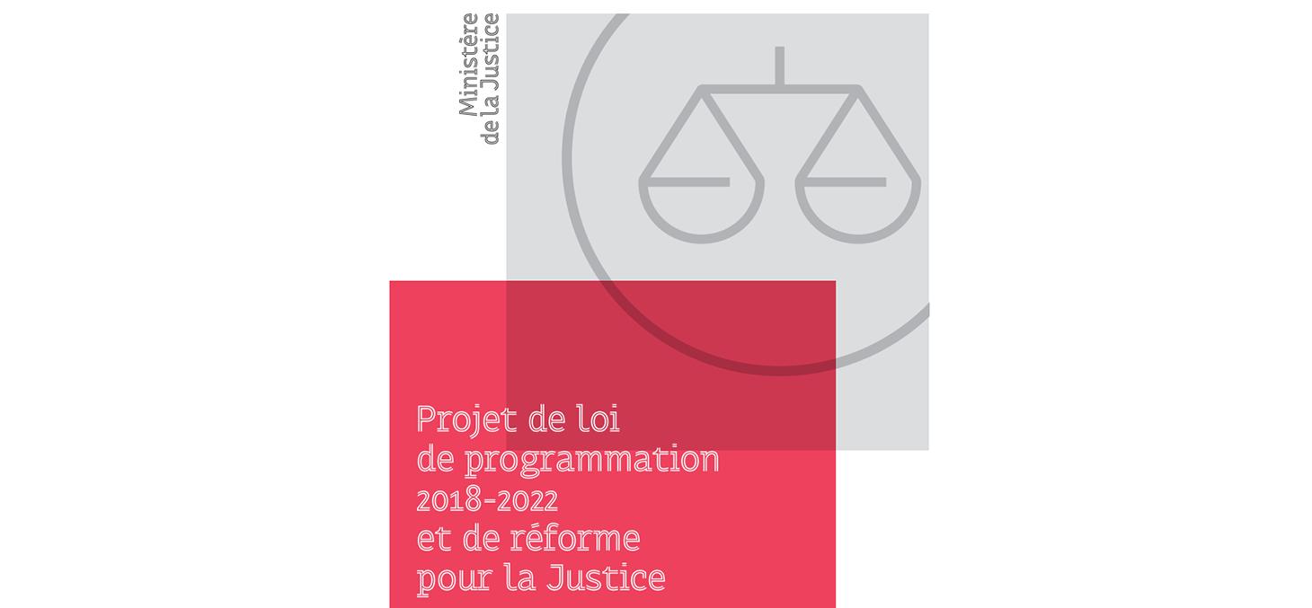 Projet loi - Ministère de la justice