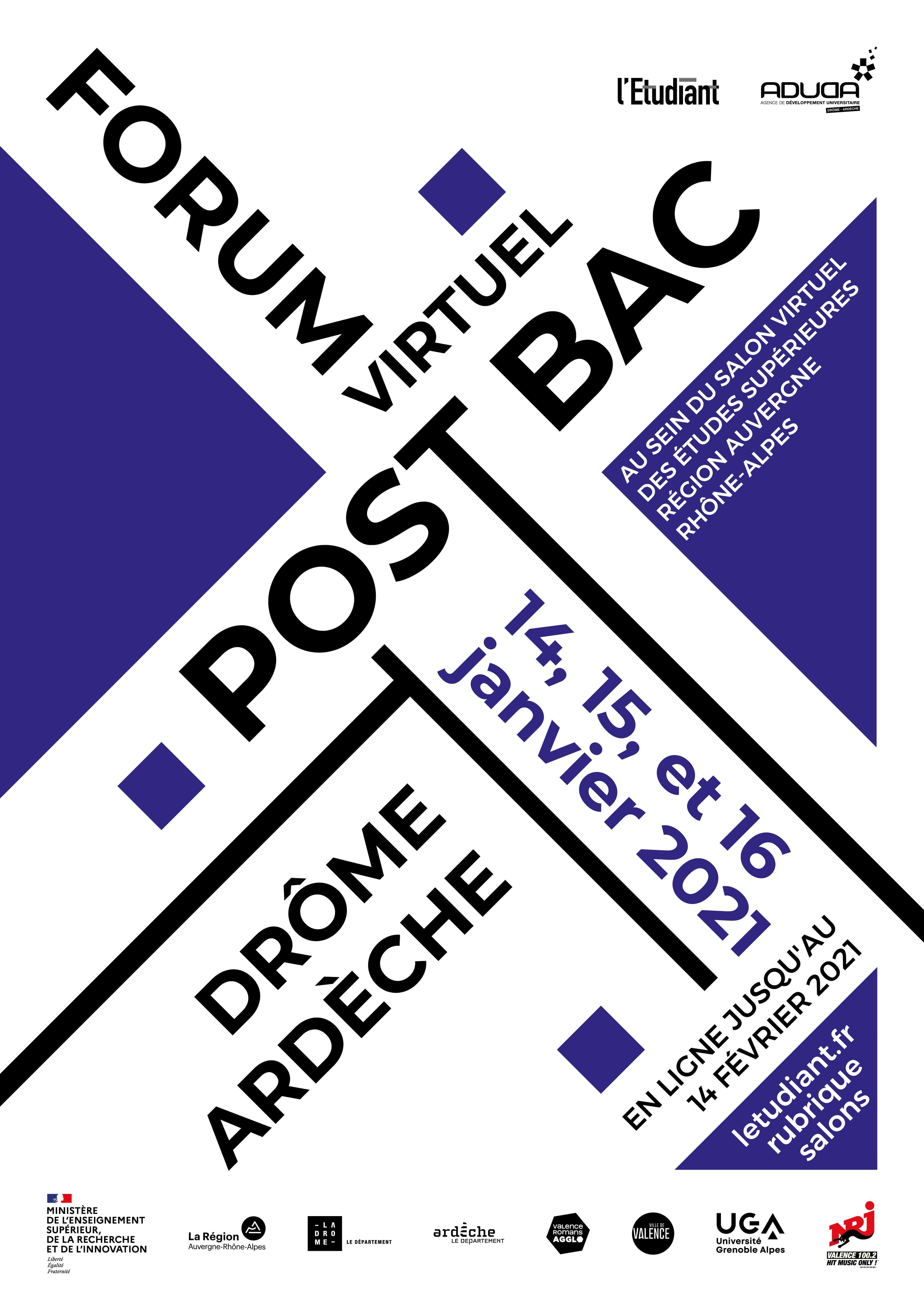 Forum post bac Valence